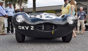 Amelia Island 2015 Galleries - 1954 Jaguar D-Type 4