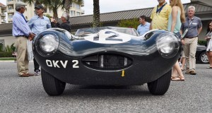 Amelia Island 2015 Galleries - 1954 Jaguar D-Type 5