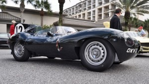 Amelia Island 2015 Galleries - 1954 Jaguar D-Type 8