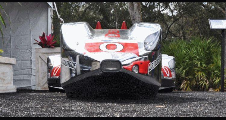 Amelia Island 2015 - Panoz DeltaWing LM Racer + Esperante GT