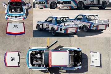 BMW Bringing a Dozen of Its Greatest 2-Door Hits to Amelia Island 2015