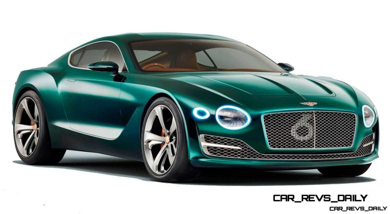 2015 Bentley EXP10 Speed6 Concept Previews Future 2-Seater Based on Panamera Platform 2015 Bentley EXP10 Speed6 Concept Previews Future 2-Seater Based on Panamera Platform