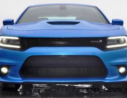 Best of Awards – 2015 Dodge Charger R/T Scat Pack in B5 Blue Is Goliath Giant-Killer