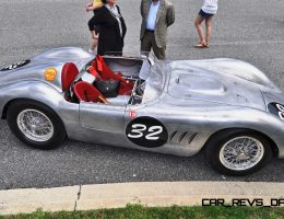 1956 Maserati 200SI by Fantuzzi – Longnose Factory Race Team Prototype