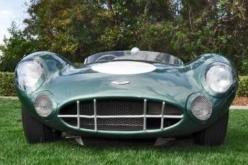 Amelia Island 2015 – 1957 Aston Martin DBR1 Animated Flyaround + 50 Photos