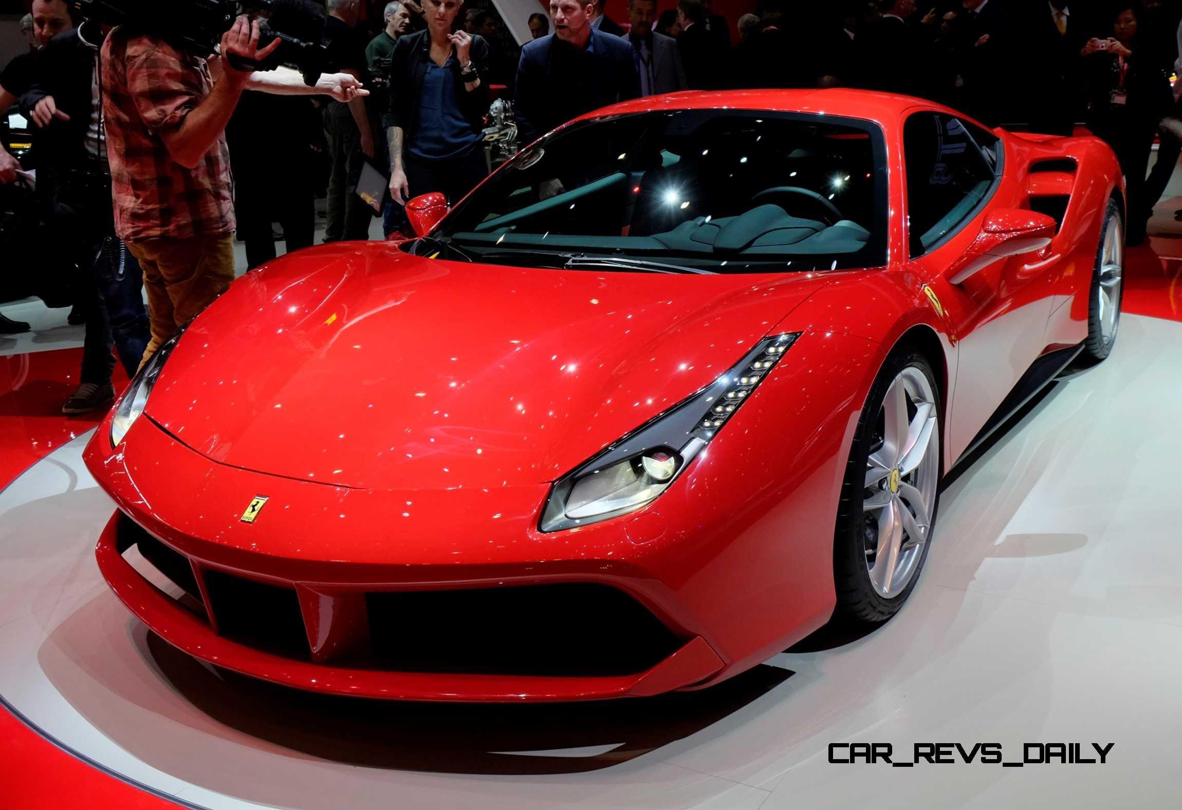 Geneva 2015 Gallery - 2015 Ferrari Sergio by Pininfarina
