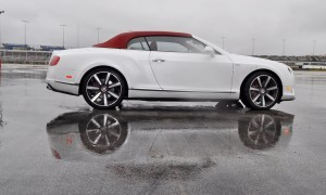 First Drive Review - 2015 Bentley Continental GT V8S - White Satin 39
