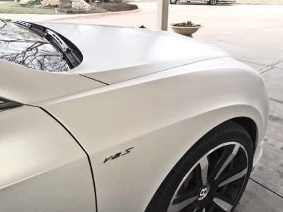 First Drive Review - 2015 Bentley Continental GT V8S - White Satin 4