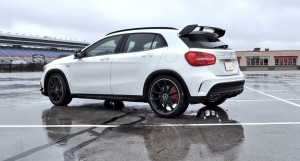 First Drive Review - 2015 Mercedes-AMG GLA45 1
