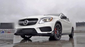First Drive Review - 2015 Mercedes-AMG GLA45 11