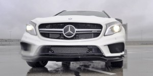 First Drive Review - 2015 Mercedes-AMG GLA45 15