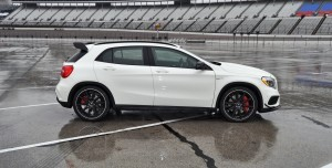 First Drive Review - 2015 Mercedes-AMG GLA45 27