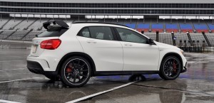 First Drive Review - 2015 Mercedes-AMG GLA45 31