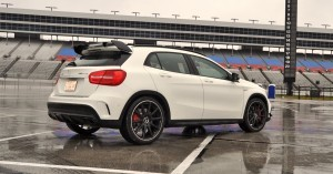First Drive Review - 2015 Mercedes-AMG GLA45 33