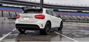 First Drive Review - 2015 Mercedes-AMG GLA45 37