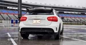 First Drive Review - 2015 Mercedes-AMG GLA45 39