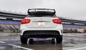 First Drive Review - 2015 Mercedes-AMG GLA45 41