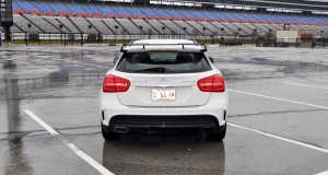 First Drive Review - 2015 Mercedes-AMG GLA45 44