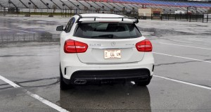 First Drive Review - 2015 Mercedes-AMG GLA45 46