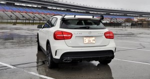First Drive Review - 2015 Mercedes-AMG GLA45 47