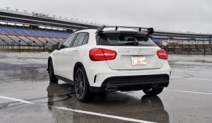 First Drive Review - 2015 Mercedes-AMG GLA45 48