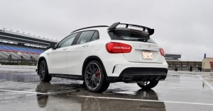 First Drive Review - 2015 Mercedes-AMG GLA45 50
