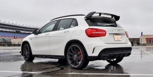 First Drive Review - 2015 Mercedes-AMG GLA45 52