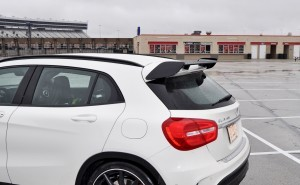 First Drive Review - 2015 Mercedes-AMG GLA45 53