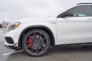First Drive Review - 2015 Mercedes-AMG GLA45 56