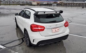 First Drive Review - 2015 Mercedes-AMG GLA45 58