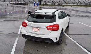 First Drive Review - 2015 Mercedes-AMG GLA45 63
