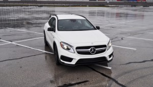 First Drive Review - 2015 Mercedes-AMG GLA45 7