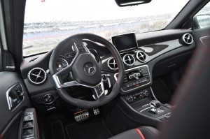 First Drive Review - 2015 Mercedes-AMG GLA45 70