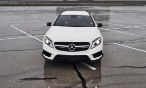 First Drive Review - 2015 Mercedes-AMG GLA45 8