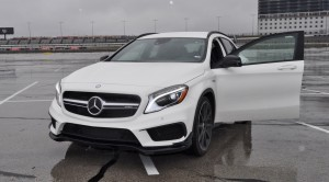 First Drive Review - 2015 Mercedes-AMG GLA45 81