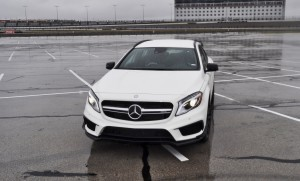 First Drive Review - 2015 Mercedes-AMG GLA45 9