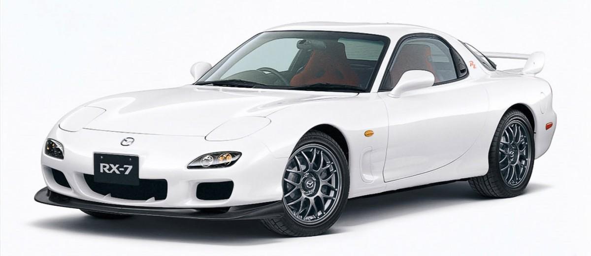 Future Classics - 1993-1995 Mazda RX-7 23