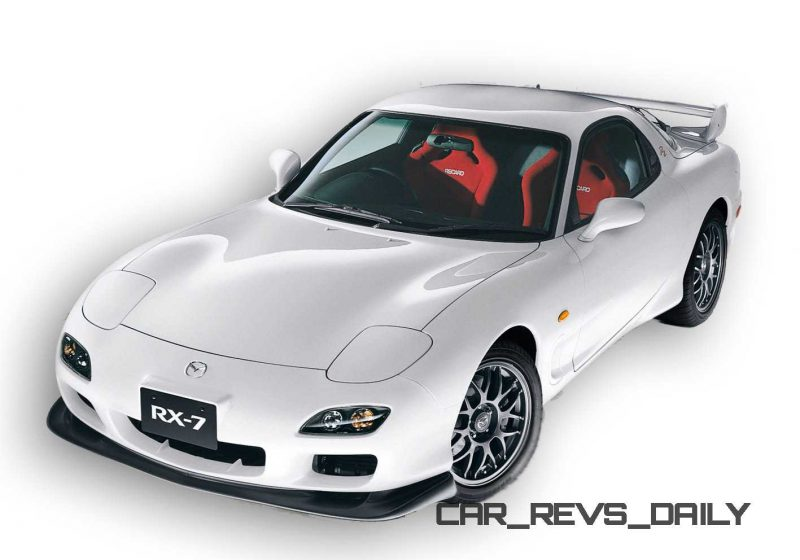 Future Classics - 1993-1995 Mazda RX-7 Now Within Reach For Around $18k Future Classics - 1993-1995 Mazda RX-7 Now Within Reach For Around $18k Future Classics - 1993-1995 Mazda RX-7 Now Within Reach For Around $18k