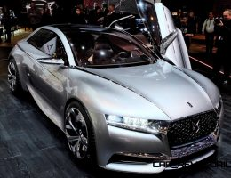 Geneva 2015 Galleries – The FRENCH – Renault, Citroen, DS and Borgward!?
