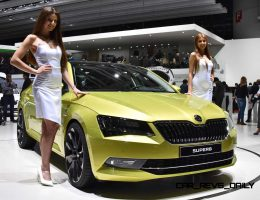 Geneva 2015 Galleries – The Germans, Austrians, Swiss and Czech – ALPINA, Audi, Quant, Mansory and Skoda
