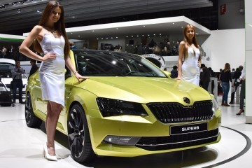 Geneva 2015 Galleries - The Germans, Austrians, Swiss and Czech - ALPINA, Audi, Quant, Mansory and Skoda
