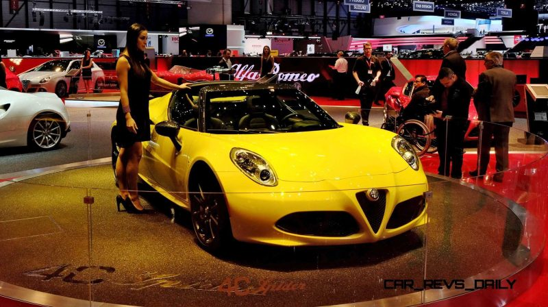 Geneva 2015 Galleries - The ITALIANS! Lamborghini, Ferrari, Maserati and Alfa Romeo 16