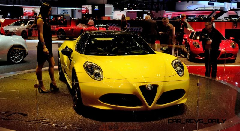 Geneva 2015 Galleries - The ITALIANS! Lamborghini, Ferrari, Maserati and Alfa Romeo 17