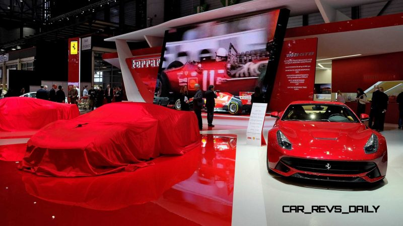 Geneva 2015 Galleries - The ITALIANS! Lamborghini, Ferrari, Maserati and Alfa Romeo 22