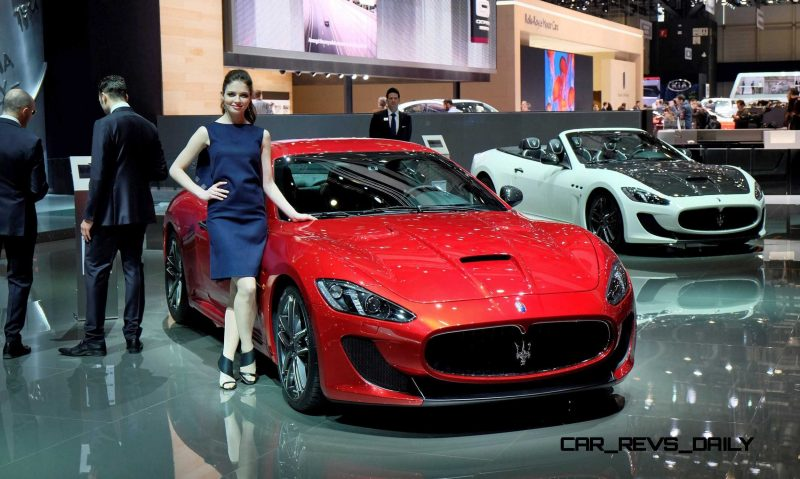 Geneva 2015 Galleries - The ITALIANS! Lamborghini, Ferrari, Maserati and Alfa Romeo 29