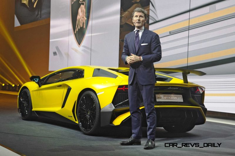 Geneva 2015 Galleries - The ITALIANS! Lamborghini, Ferrari, Maserati and Alfa Romeo 37