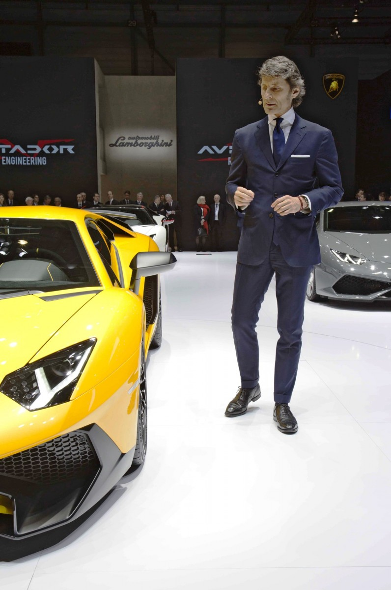 Geneva 2015 Galleries - The ITALIANS! Lamborghini, Ferrari, Maserati and Alfa Romeo 44
