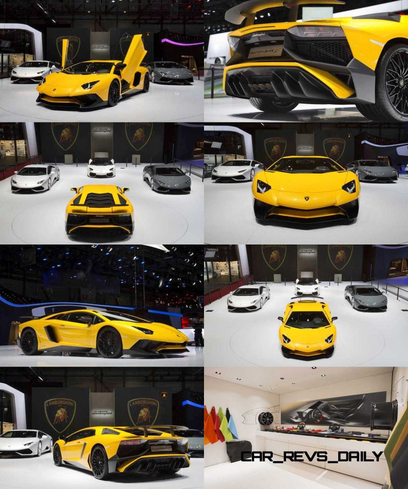 Geneva 2015 Galleries - The ITALIANS! Lamborghini, Ferrari, Maserati and Alfa Romeo 47