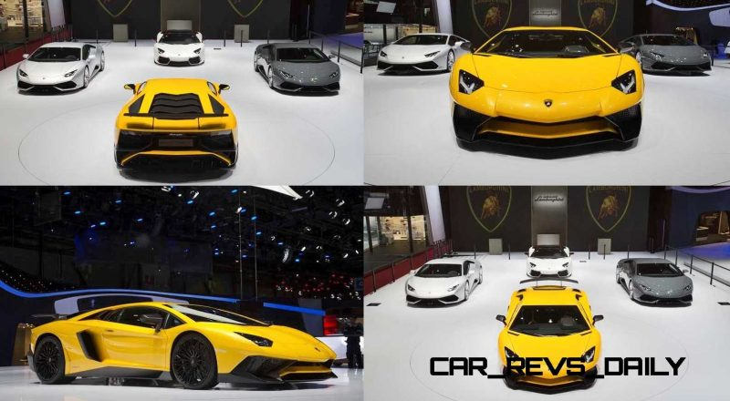 Geneva 2015 Galleries - The ITALIANS! Lamborghini, Ferrari, Maserati and Alfa Romeo 47 - Copy