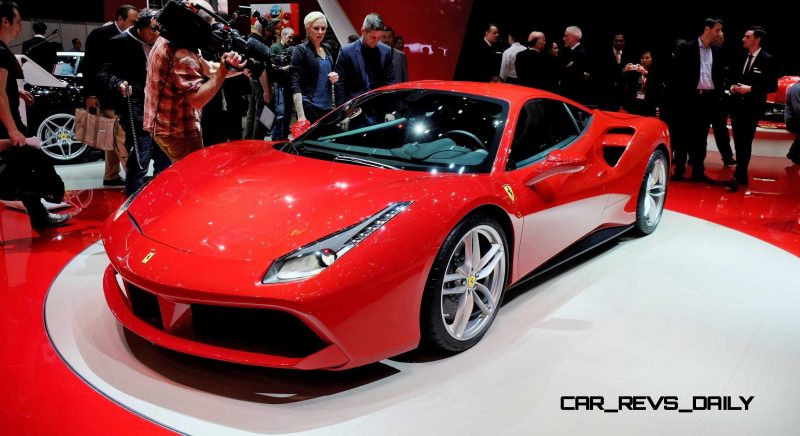 Geneva 2015 Galleries - The ITALIANS! Lamborghini, Ferrari, Maserati and Alfa Romeo 5